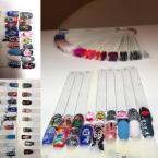 Best Nails - kézzel festett diszitések2