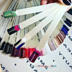 Best Nails - kézzel festett diszitések