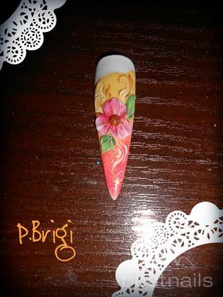 Palinszki Brigitta - 3D virág - 2015-03-02 17:57