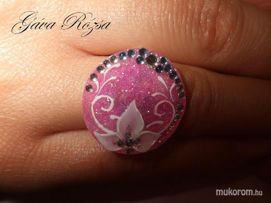Gáva Rózsa - A gyűrű közelebbről - 2011-05-29 16:18