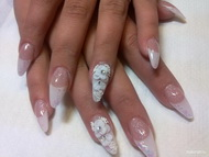 Best Nails - Wedding nails pictures