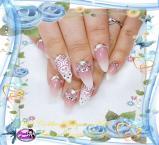 Best Nails - Wedding nail art