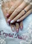 Best Nails - Romamtikus koszorú