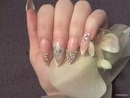 Best Nails - Wedding nail patterns