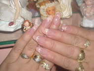 Best Nails - Wedding nail patterns