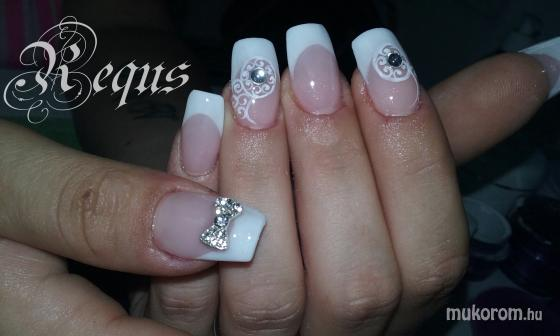 Wedding nail patterns - Bridal nails from the creators - 8.