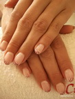 Best Nails - French nails - French manicure