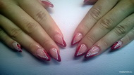 Best Nails - French nail art design
