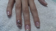Best Nails - Uñas francesas