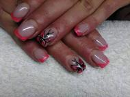 Best Nails - base acrilico resto en Gel