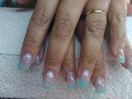 Best Nails - Uñas francesas