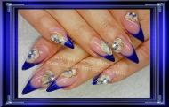 Best Nails - Blue nails