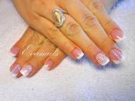 Best Nails - fehér