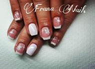 Best Nails - Hópihével francia