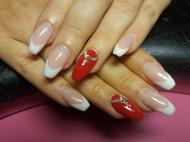 Best Nails - Francia pirossal