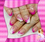 Best Nails - Pink Nail