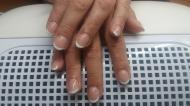 Best Nails - Szolíd francia