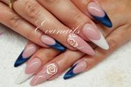 Best Nails - royalcream próba