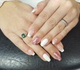 Best Nails - téli francia