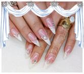 Best Nails - French nail art