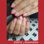 Best Nails - Piros francia