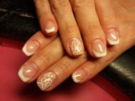 Best Nails - Őszi francia