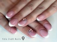 Best Nails - Köves francia