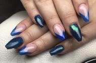 Kék francia