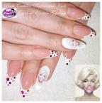 Best Nails - Marilyn Monroe nail art
