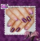 Best Nails - Purple nail art