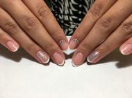 Best Nails - francia ezüst
