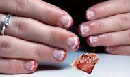 Best Nails - Téli jeges francia