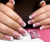 Best Nails - Francia Swarovskival