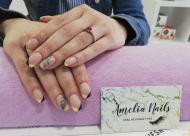 Best Nails - Manicura Francesa atrevida pero elegante