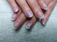 Best Nails - akril virág