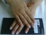 Best Nails - French nails art