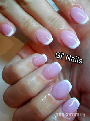 Gi' Nails - francia és acryl gél - 2020-06-16 12:40