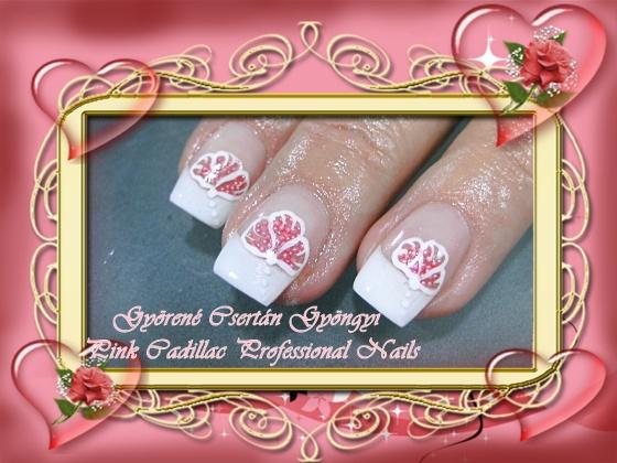 Györené Csertán Gyöngyi - Pink Cadillac Professional Nails Körömszalon - Györené Csertán Gyöngyi - 2009-12-29 17:54