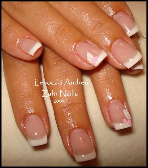 Lehoczki Andrea, Nails Szalon - zselé - 2009-09-05 09:31