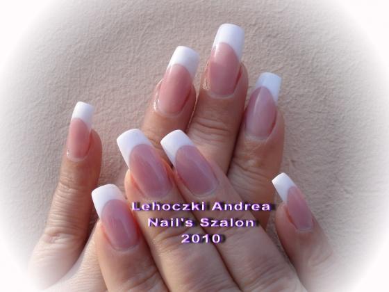 Lehoczki Andrea, Nails Szalon - zselé - 2010-03-07 18:33