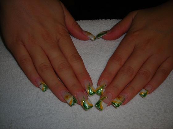 Teszkó Andrea - zöld-sárga - 2009-10-09 22:01