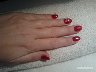 Best Nails - Piros