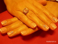 Best Nails - Francia GEL LAC kövekkel