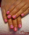 Best Nails - Pink köves