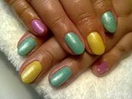Best Nails - színes