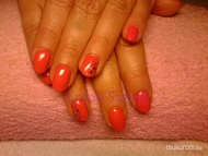 Best Nails - korall
