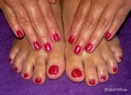 Best Nails - Piroska fent és lent