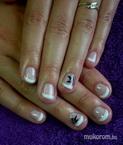 Best Nails - Fehéren kis fekete