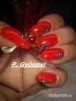 Best Nails - vaditó piros