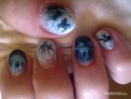 Best Nails - díszítőtűvel